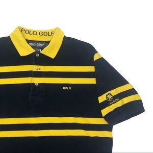 VTG Polo Golf Ralph Lauren Striped Polo Shirt